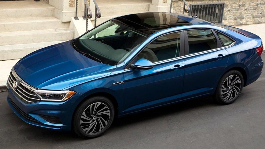 New Volkswagen Jetta 2019