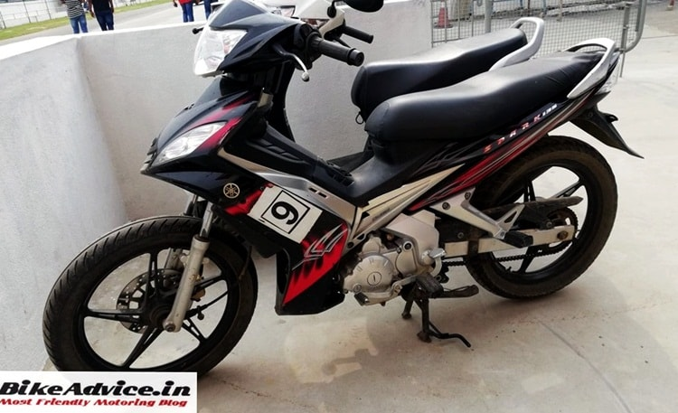 New Yamaha Spark