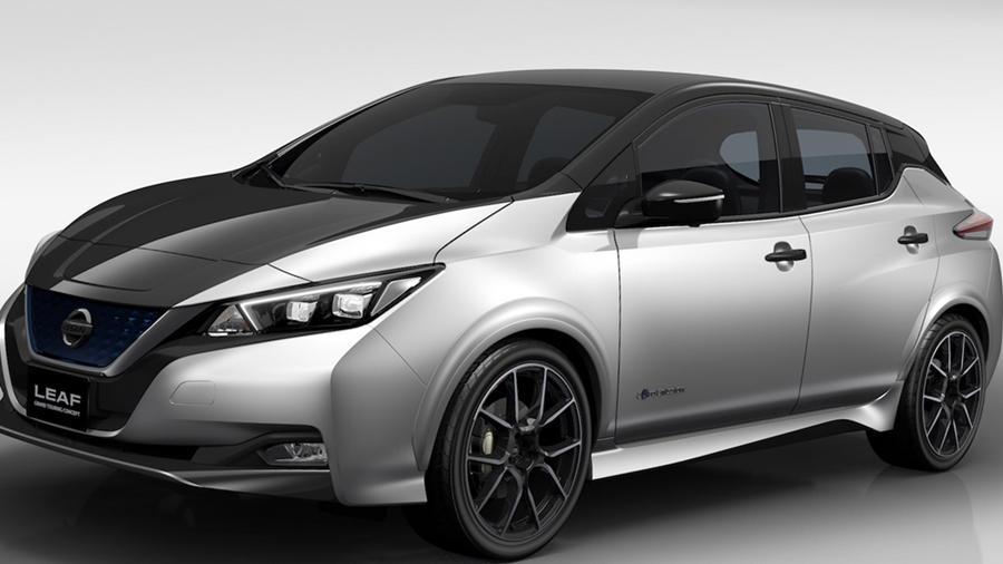 Nissan Leaf Grand Touring GT