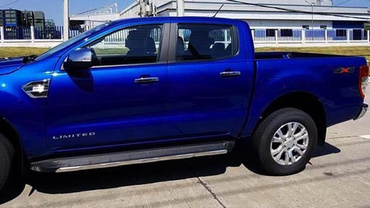 Ford Ranger 2019 side bed