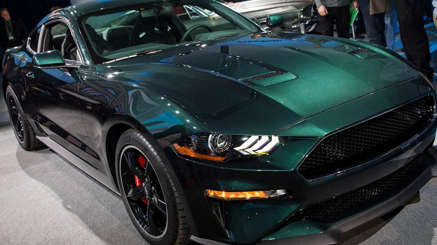 2019 ford mustang bullitt revealed which one s your favorite autopromag. Black Bedroom Furniture Sets. Home Design Ideas