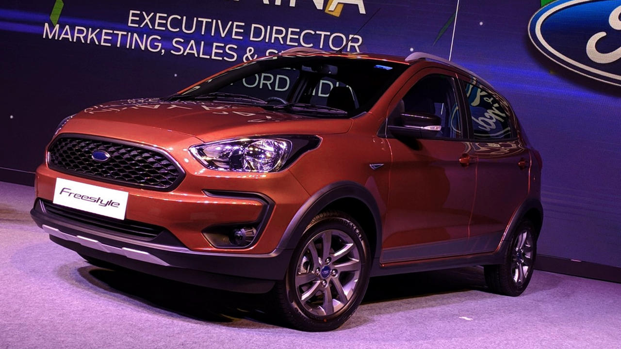 Ford Freestyle 2018 Revealed Price Launch Specs