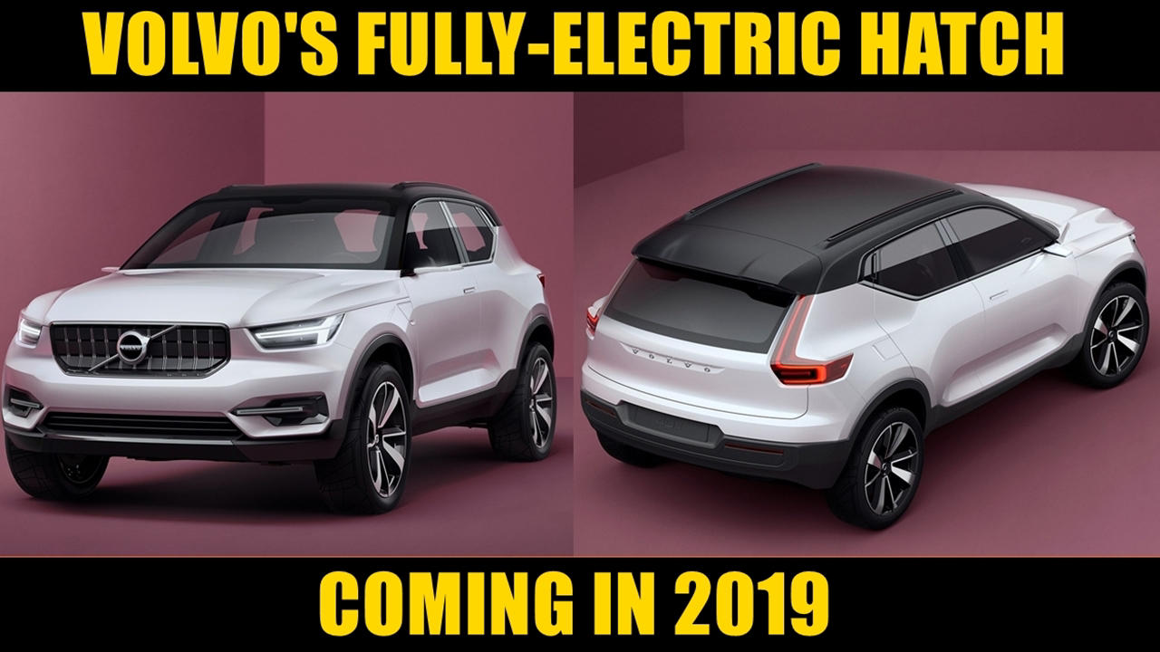 Volvo's fully electric hatchback to have 500 km (310 miles ...