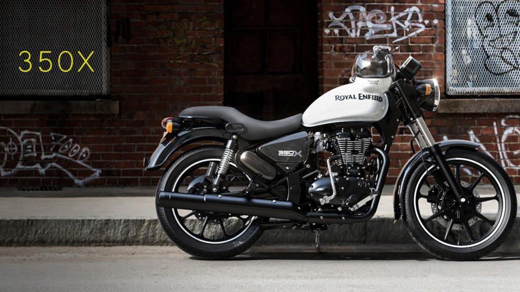 White Thunderbird 350X