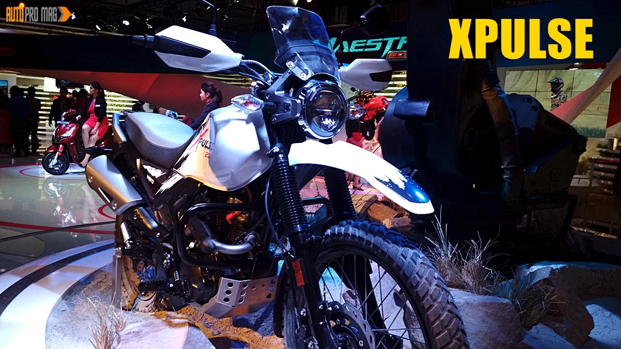 Hero XPulse 200 coming this festive season