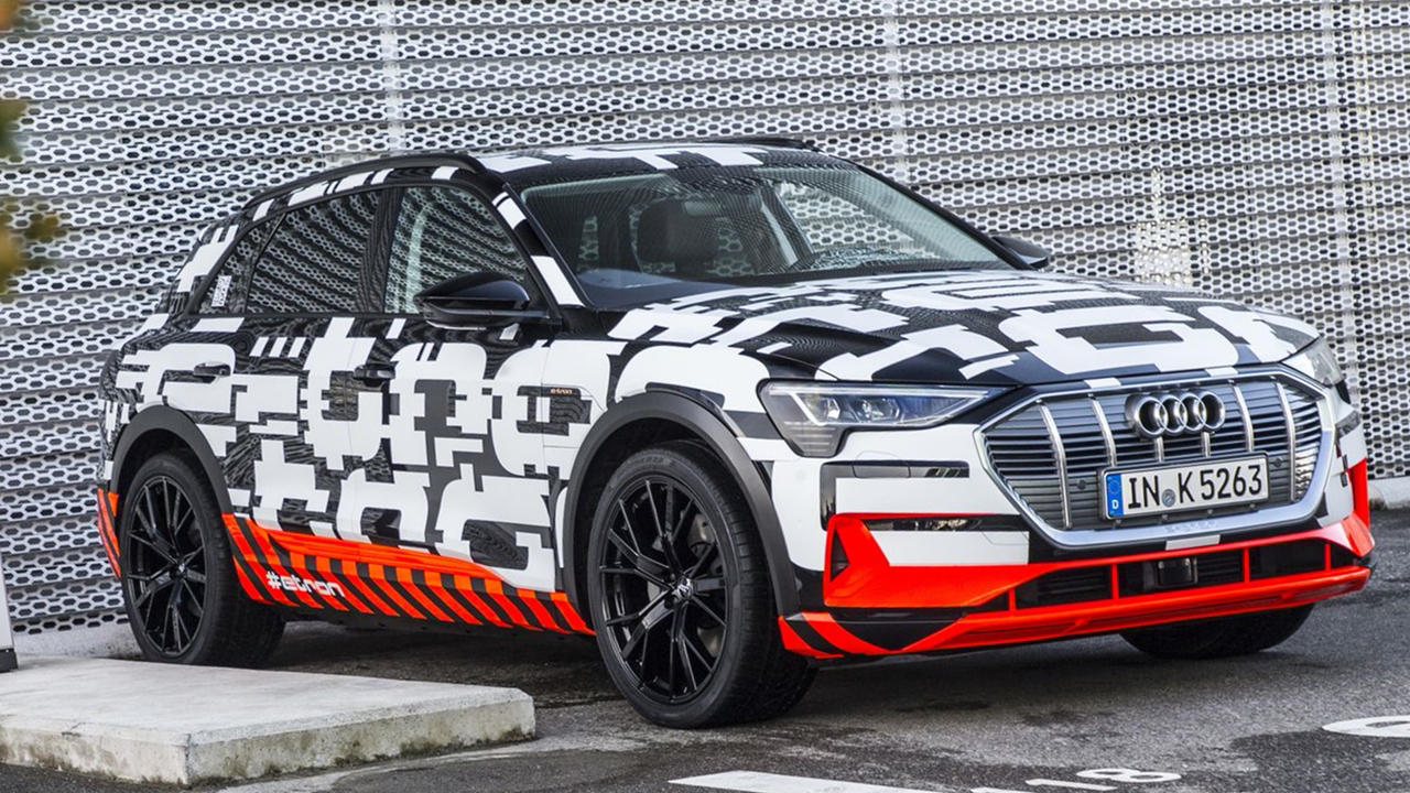 Audi E-Tron price revealed. GT on its way!