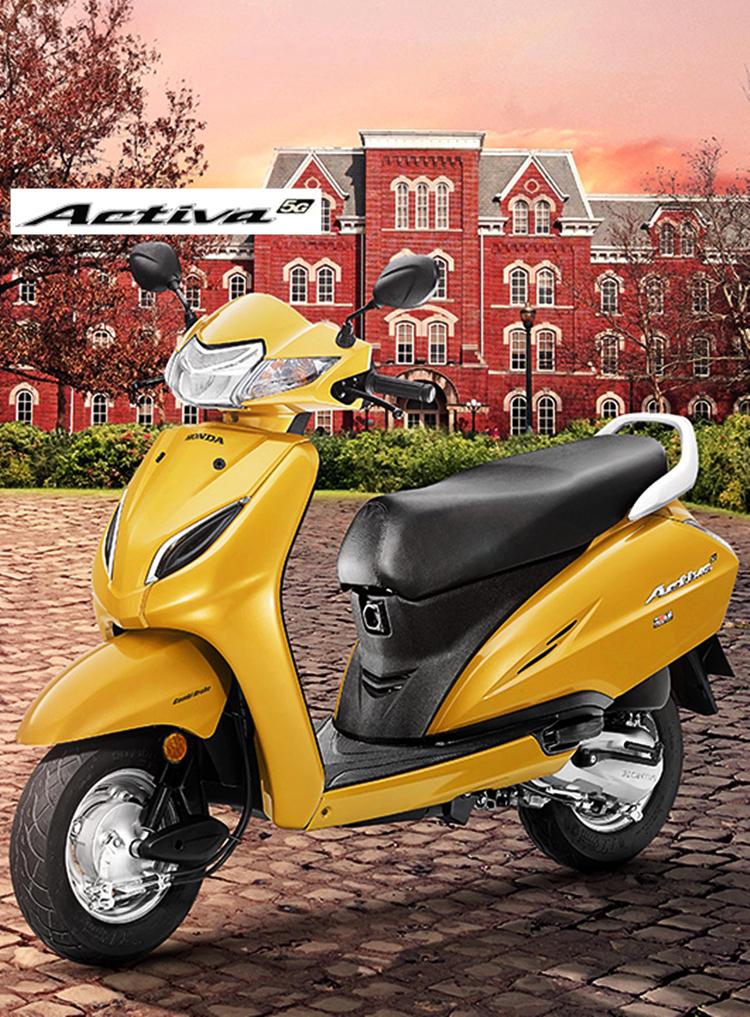 Honda Activa 5G India