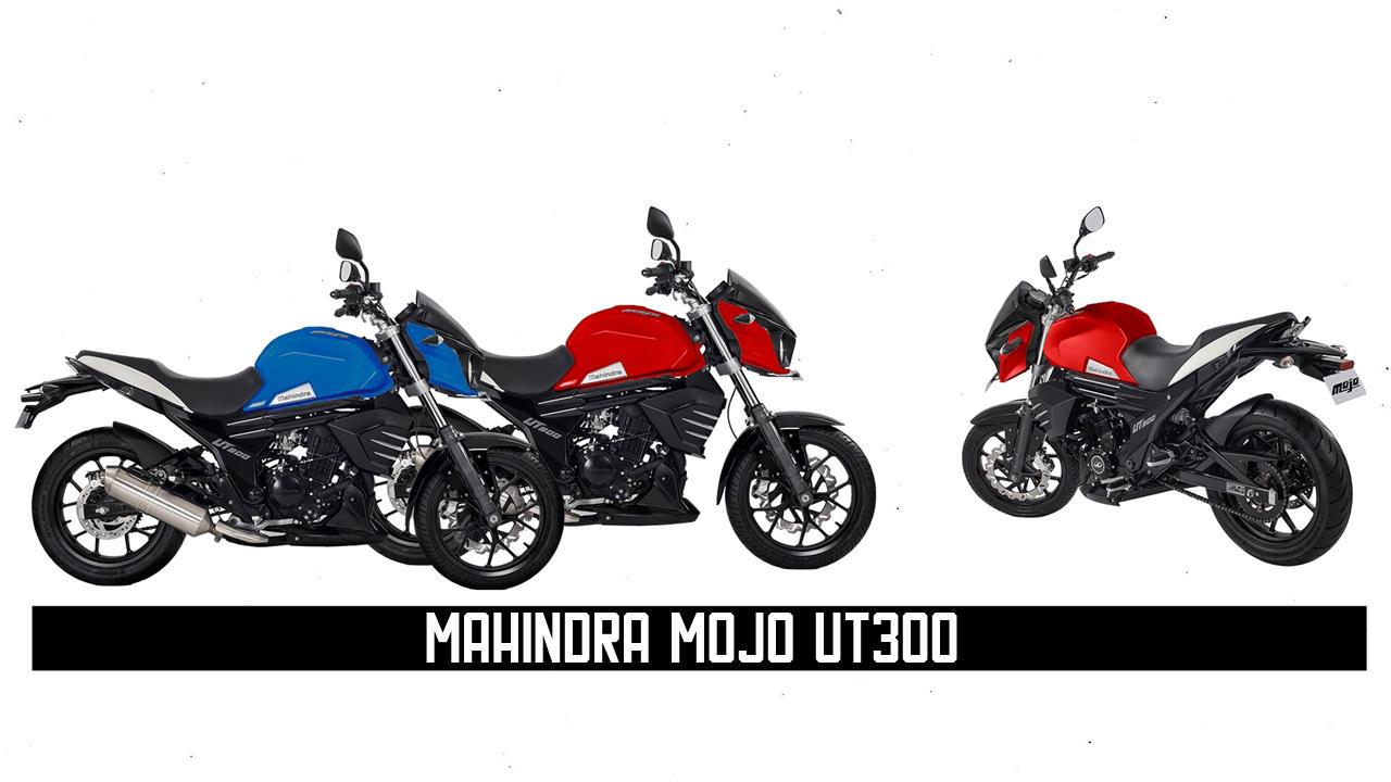 Mahindra Mojo UT300 Tourer