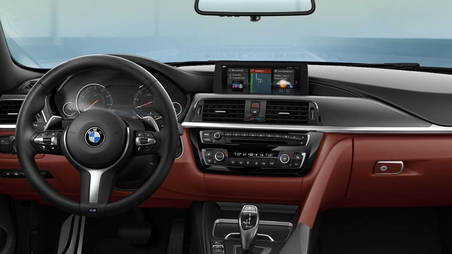 New BMW 4 Series interior features