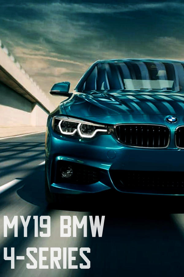 New BMW 4 Series wallpaper