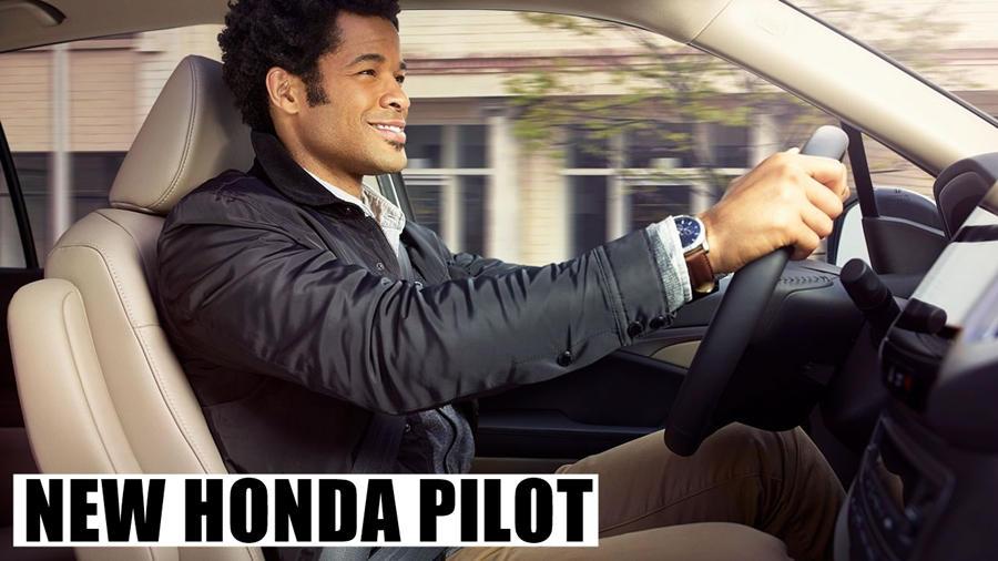 New Honda Pilot 2019