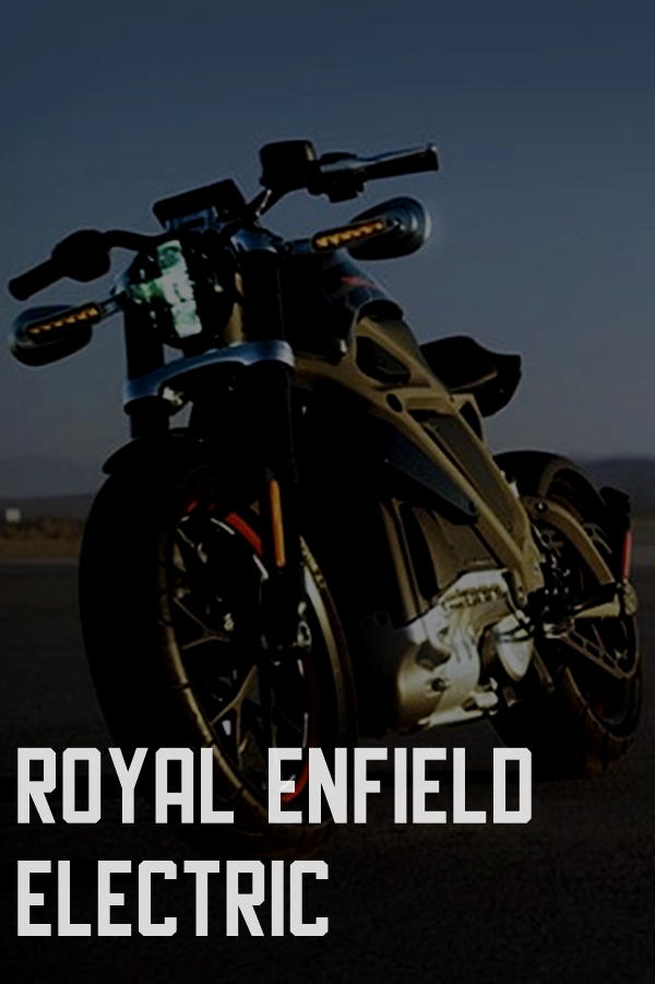 Royal Enfield Electric bike Livewire