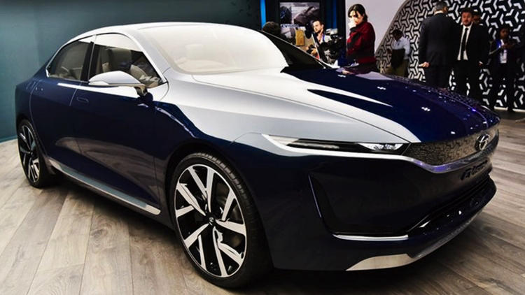 2020 tata evision concept could be the new flagship for Tata motors electric car