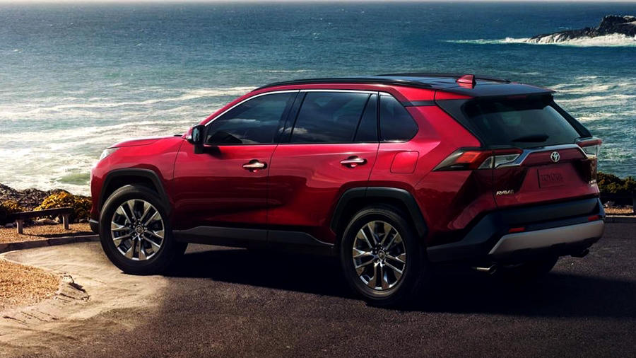 2019 toyota rav4 hybrid price release date specs autopromag. Black Bedroom Furniture Sets. Home Design Ideas