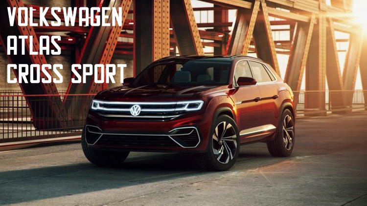 VW Atlas Cross Sport SUV