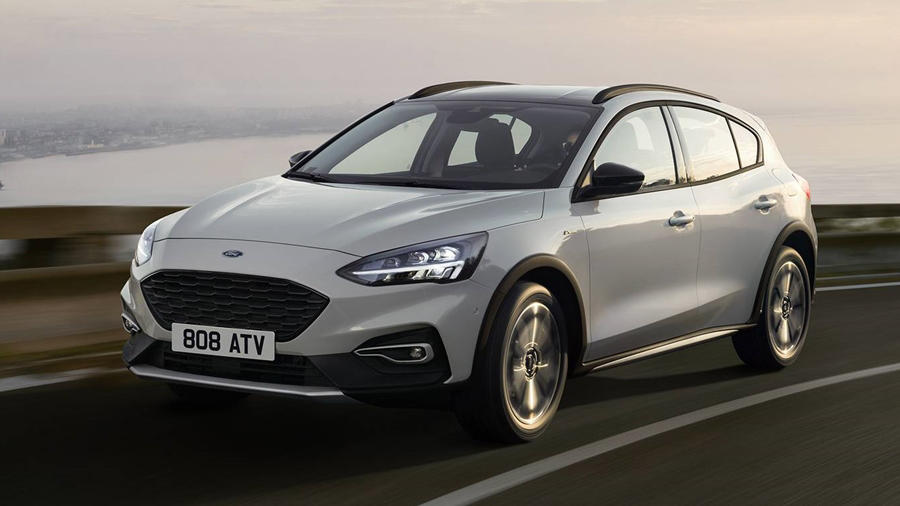 2018 Ford Focus Active