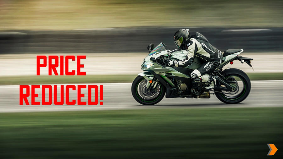 How much will the Kawasaki ZX10R Cost after CKD price reduction?