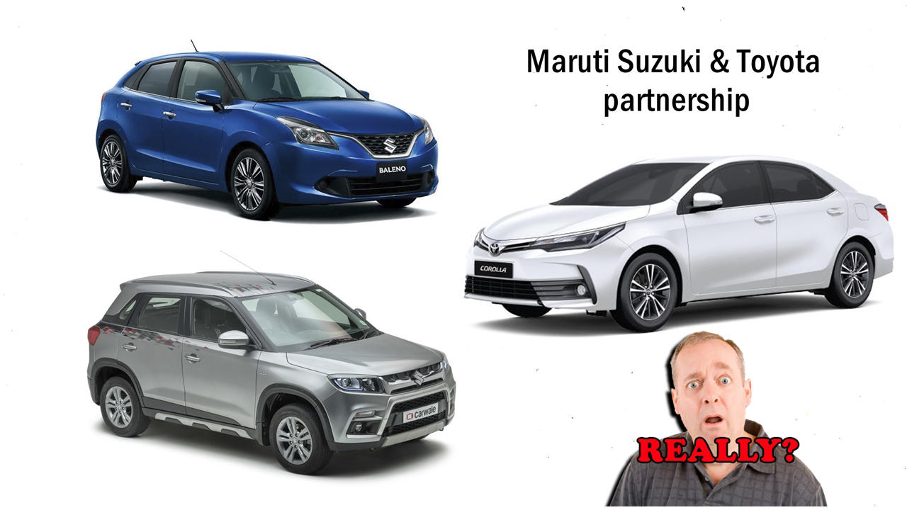 Maruti Toyota partnership all you need to know
