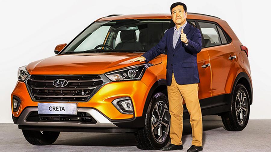 2018 Hyundai Creta SX O