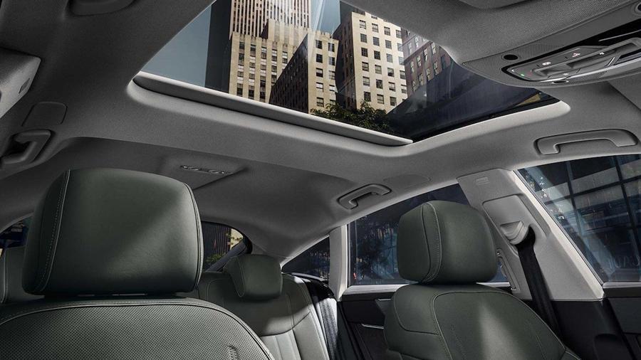 Audi A7 2019 interior pictures