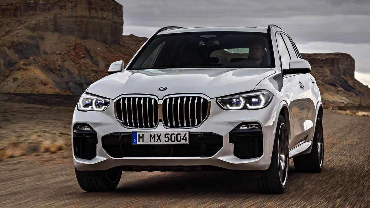 New BMW X5 revealed for 2019