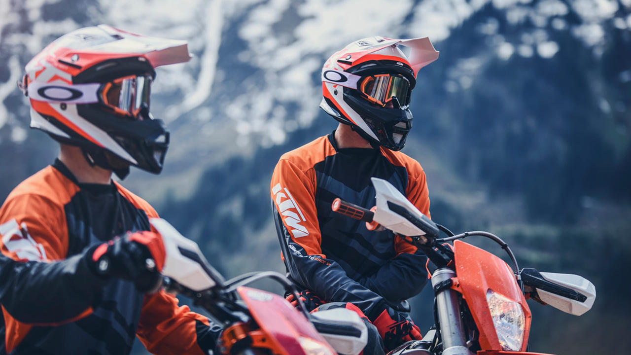 2019 KTM 250 models MX and Enduro