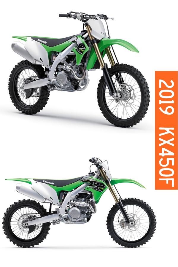 2019 Kawasaki KX450F Motocross