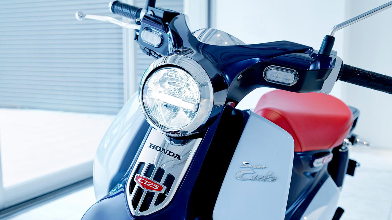Honda Super Cub finally coming back to USA