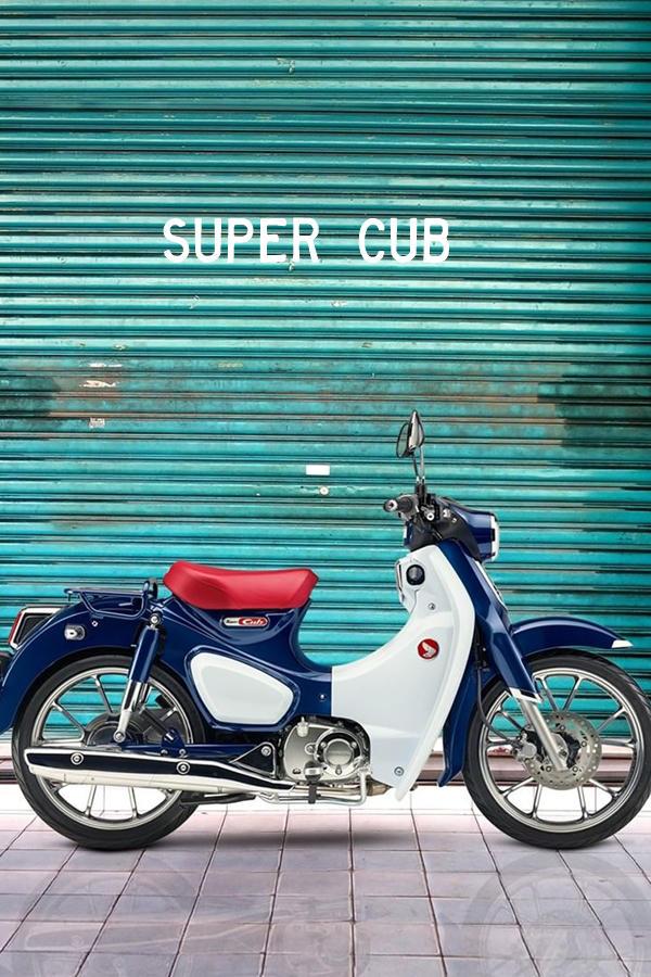 Honda Super Cub 2019 USA
