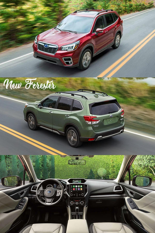 New Subaru Forester 2019 SUV
