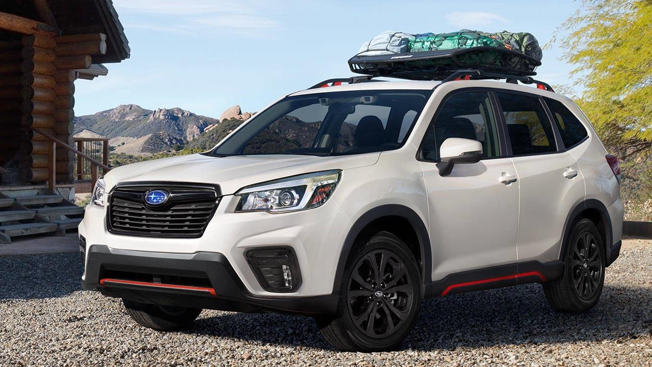 New Subaru Forester Sport 2019