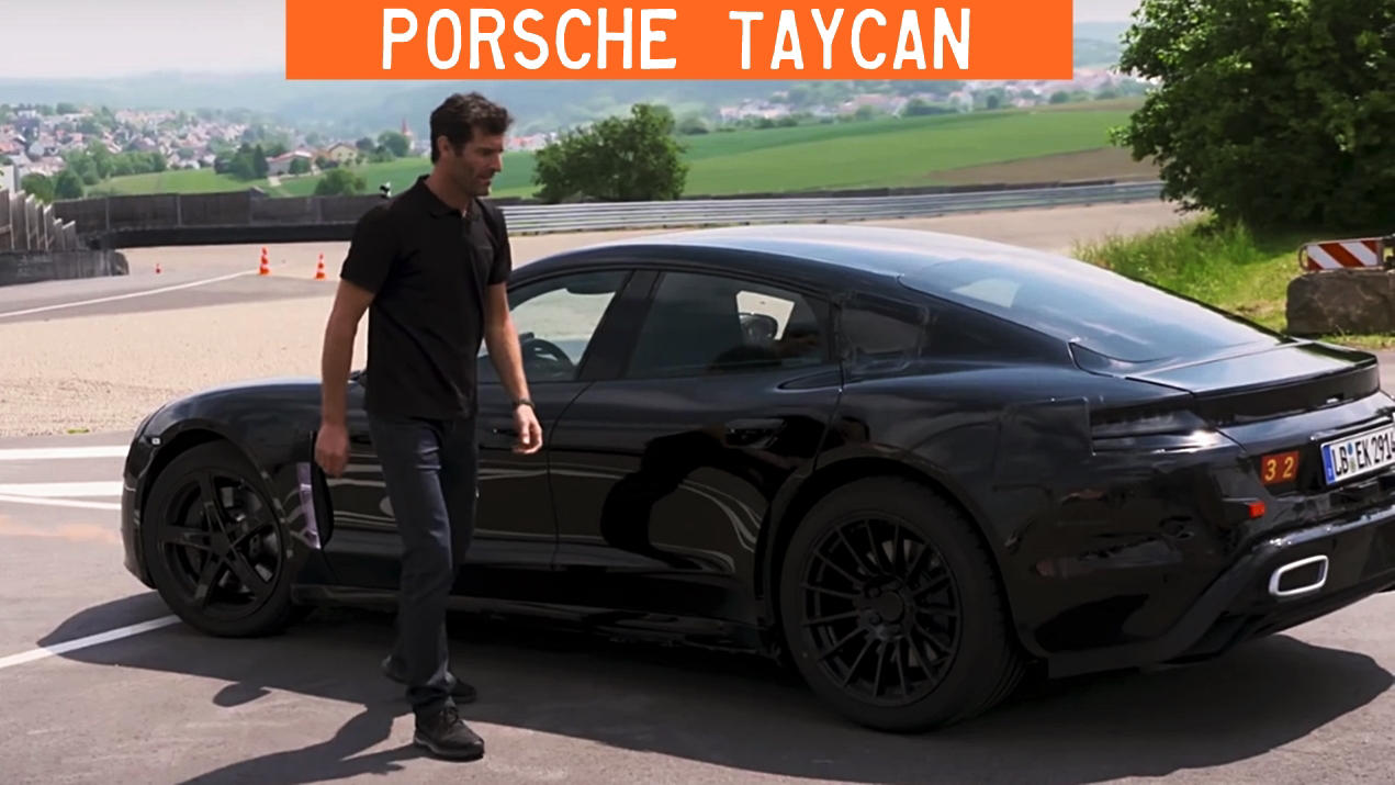 Porsche Taycan | Release, price, pronunciation and other ...
