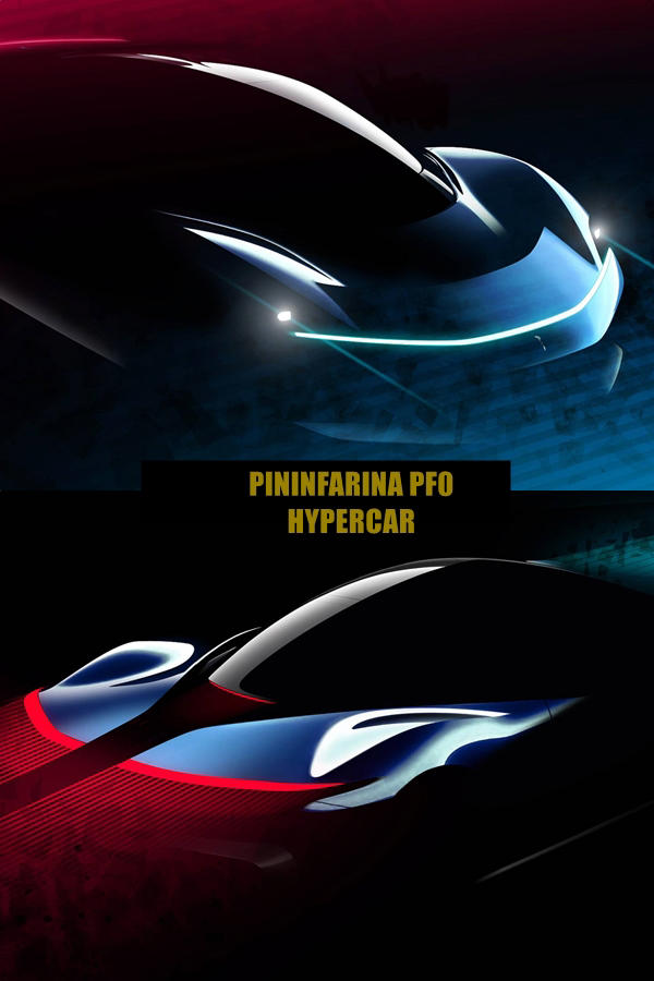 2.5 million 2000 bhp Pininfarina Hypercar