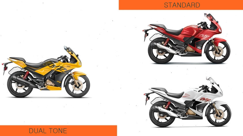 2018 Honda Karizma all colours