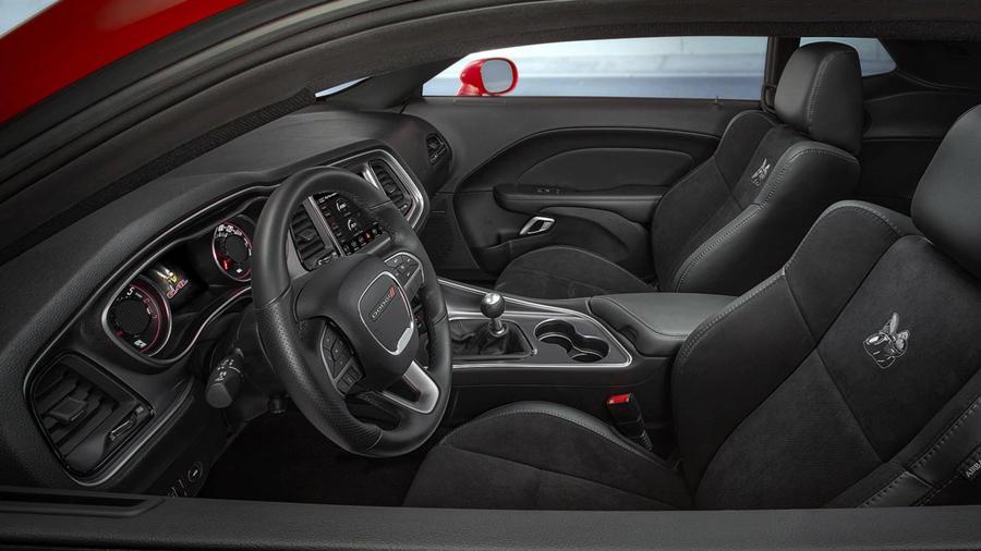 Dodge Challenger 2019 (Red Eye) variants & price - Autopromag
