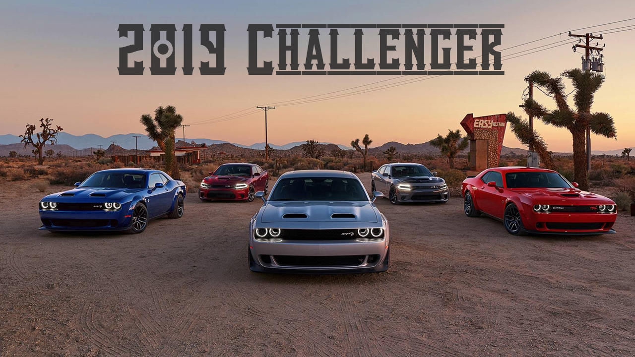 Dodge Challenger 2019 (Red Eye) variants & price