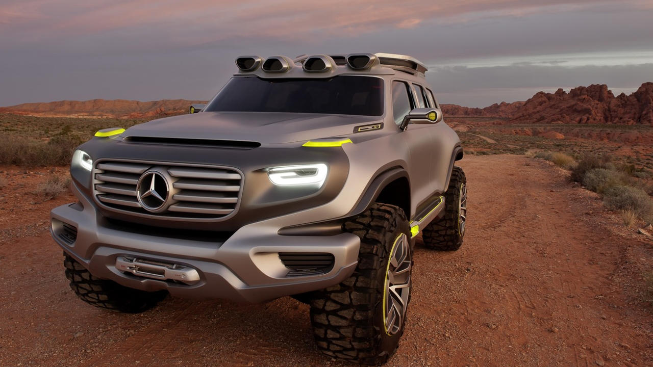 2020 Mercedes Benz GLG