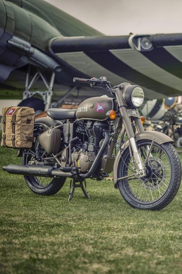 Bullet Pegasus Classic 500 brown