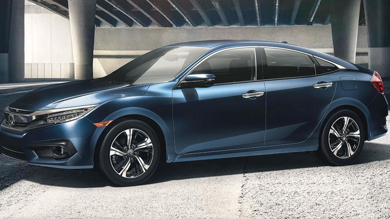 2019 Honda Civic refresh