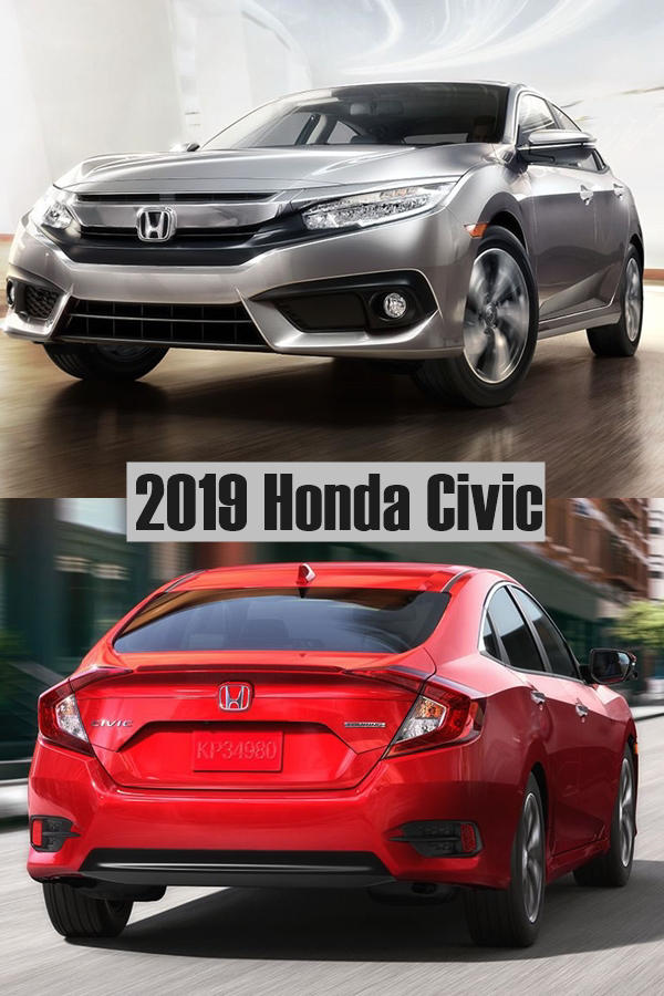 New Honda Civic for 2019