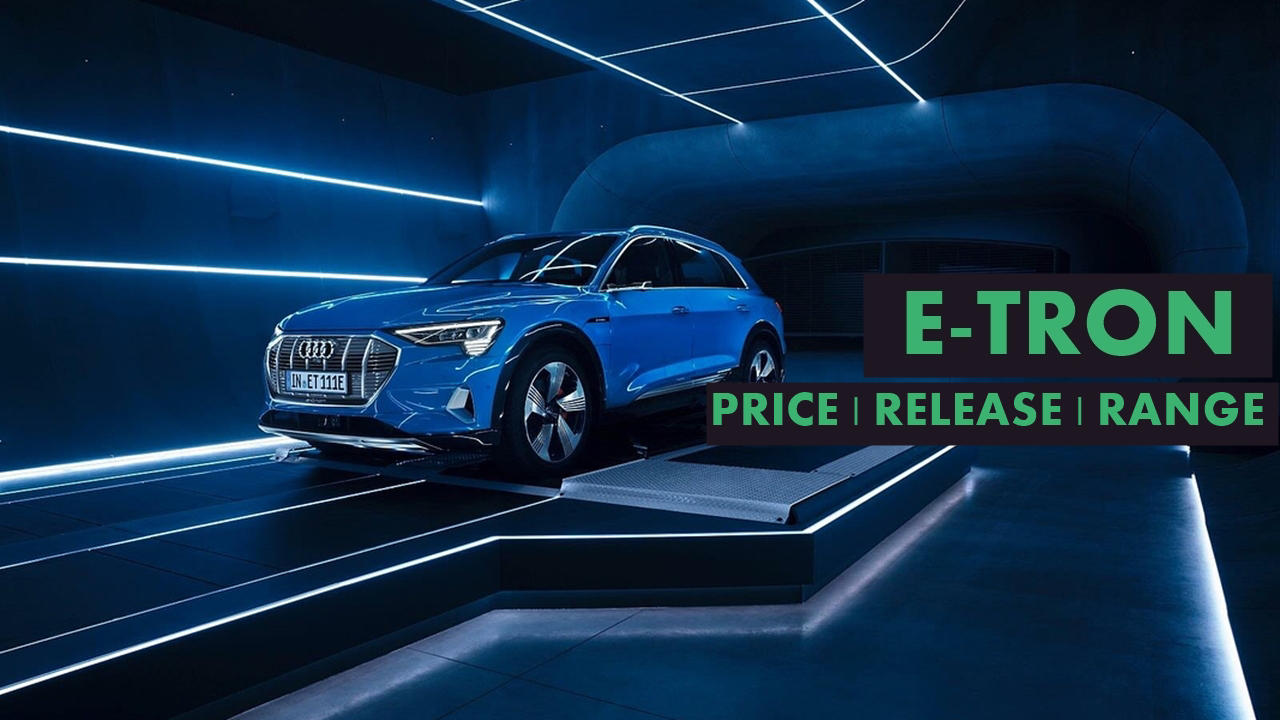 Audi E Tron USA | The Important bits