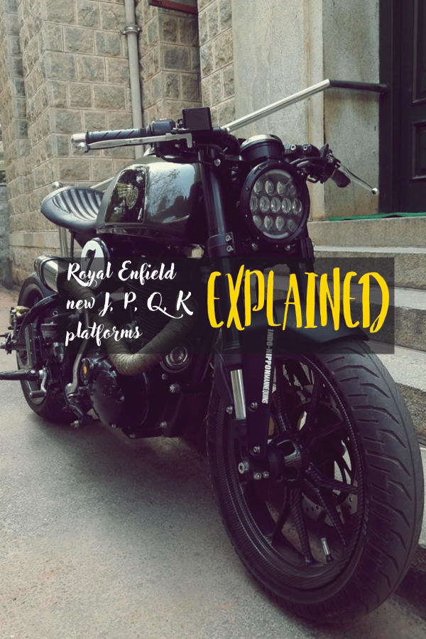 New Royal Enfield bikes for 2020