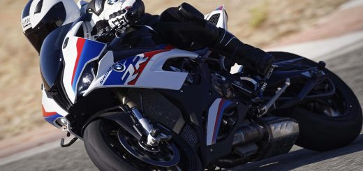 New BMW S1000RR 2019 White