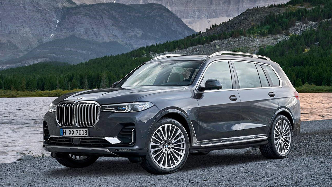 New BMW X7 2019 USA