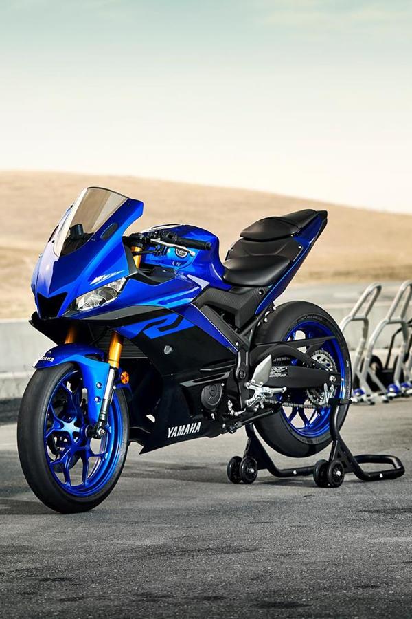 New R3 ride