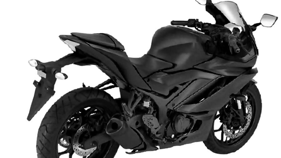 New Yamaha R3 leaked pics