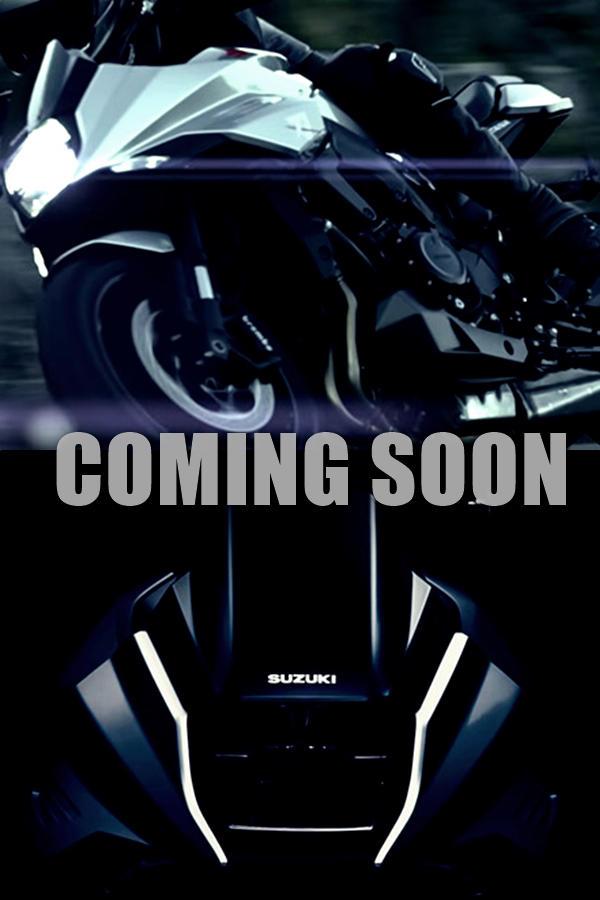 Suzuki Katana teaser