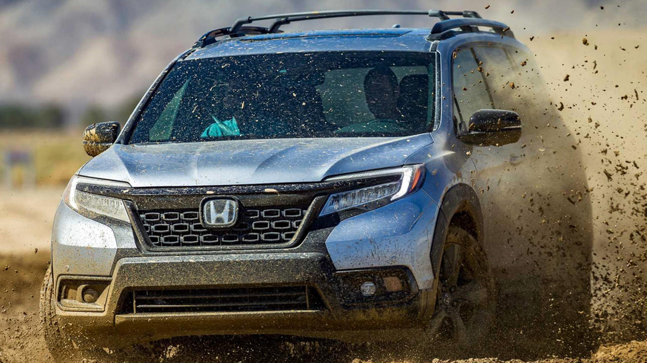2019 Honda Passport revealed | Specification