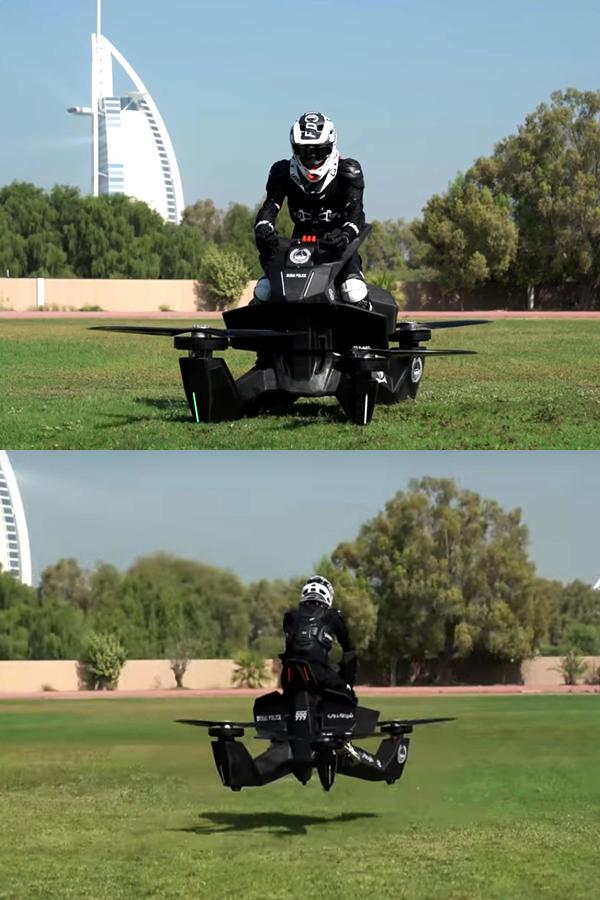 Hoversurf Hoverbike 3 Dubai