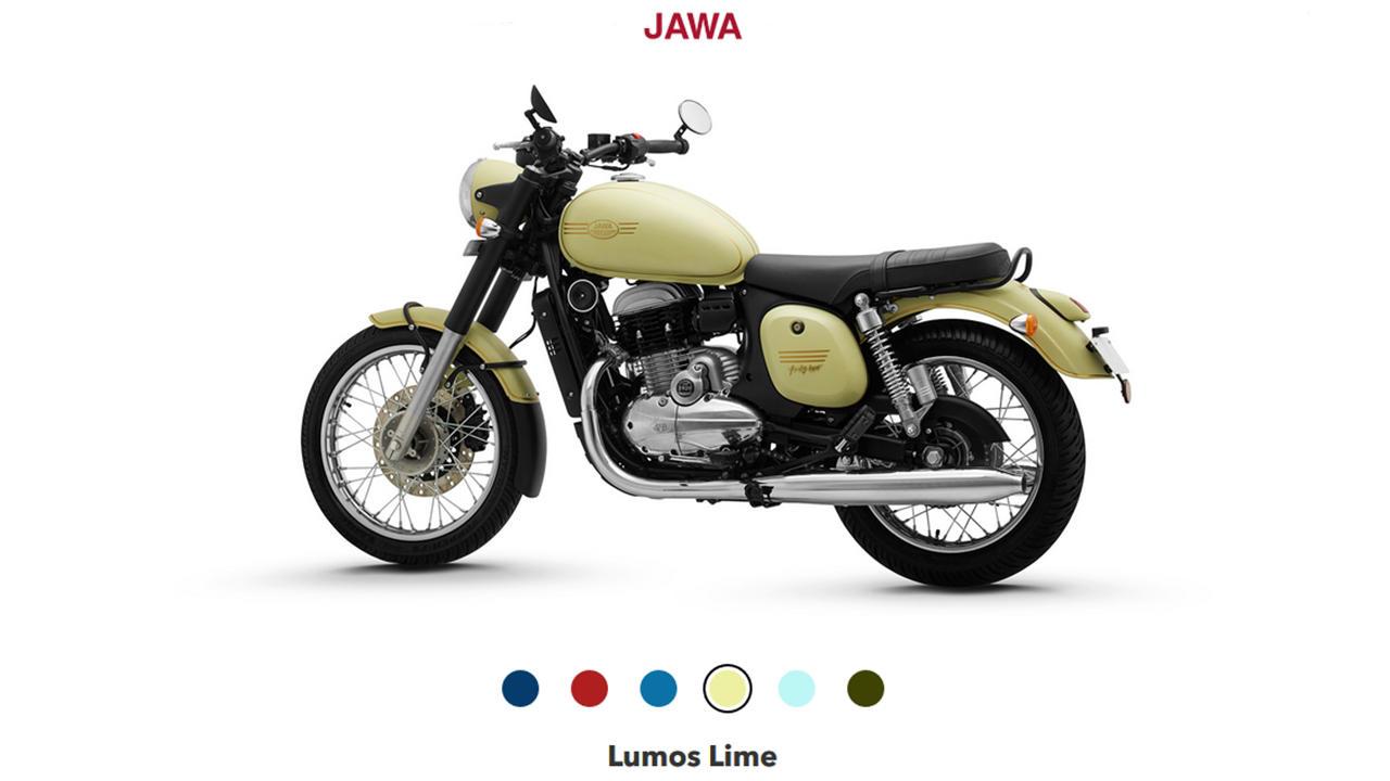Lime Jawa 42